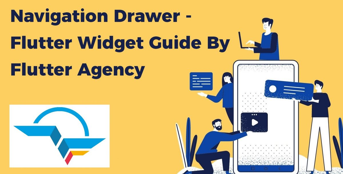 Navigation Drawer - Flutter Widget Guide By Flutter Agency