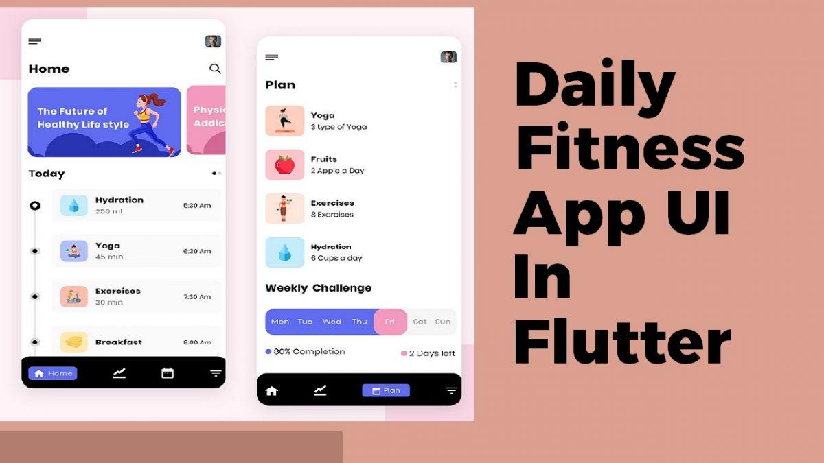 Daily Fitness App - Flutter Agency