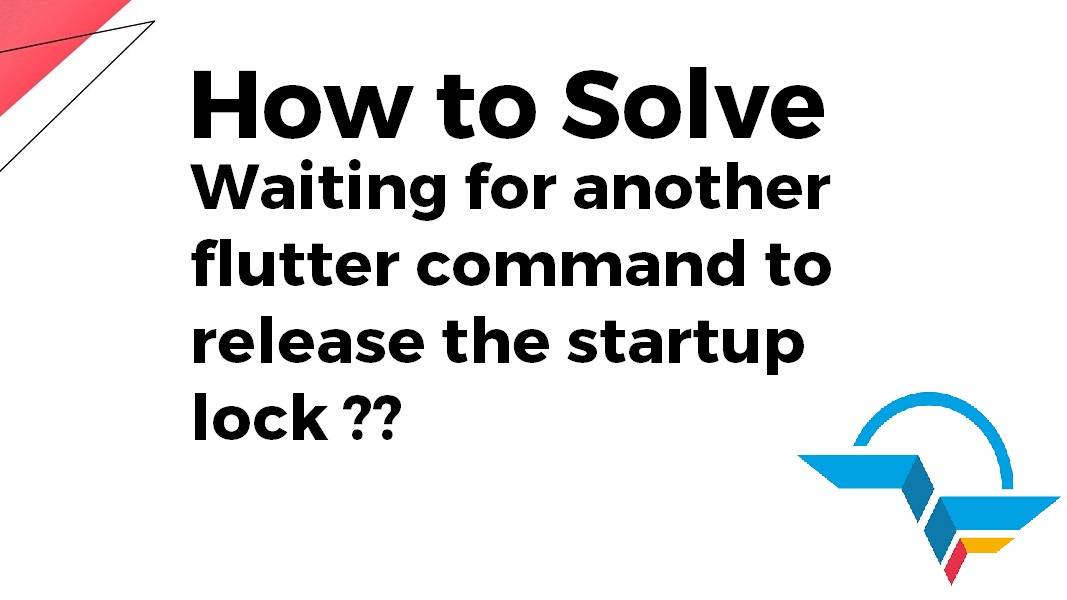 Waiting for another flutter command