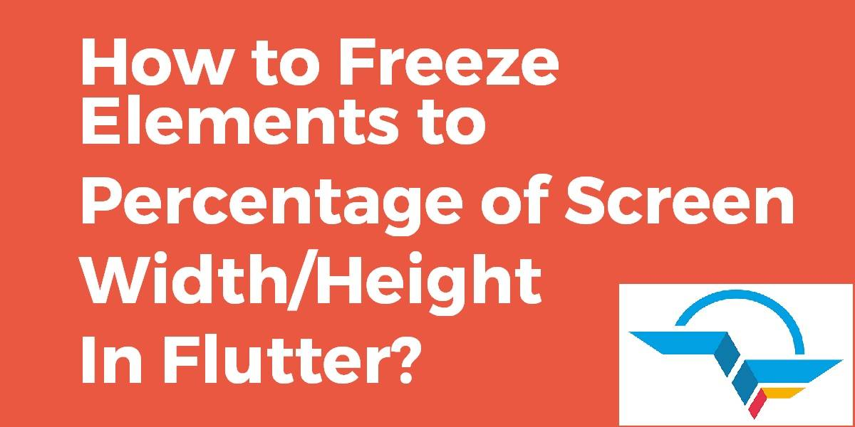 Freeze Elements to Percentage of Screen WidthHeight