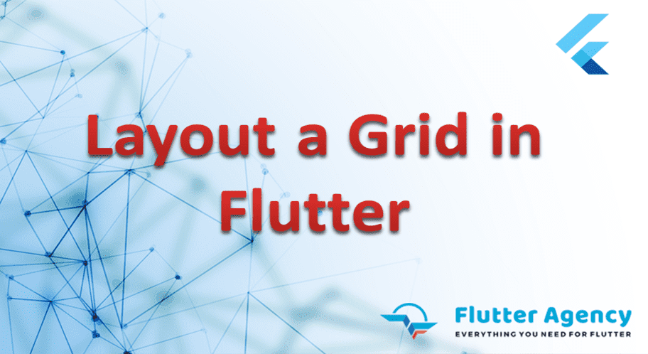 Layout grid in Flutter